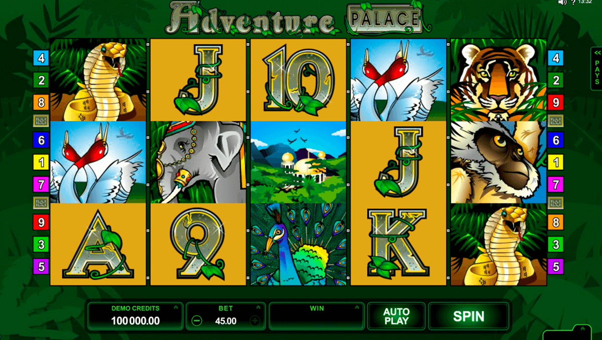 adventure palace microgaming casino slot spel