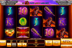 age of the gods prince of olympus playtech casino slot spel