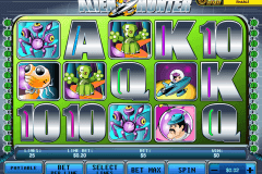 alien hunter playtech casino slot spel