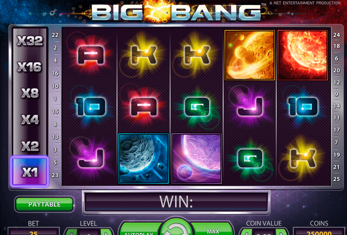 big bang netent casino slot spel
