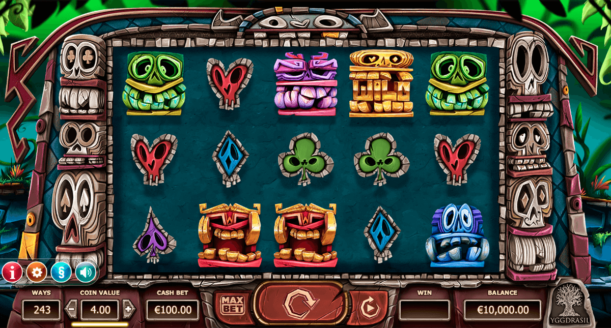 big blox yggdrasil casino slot spel