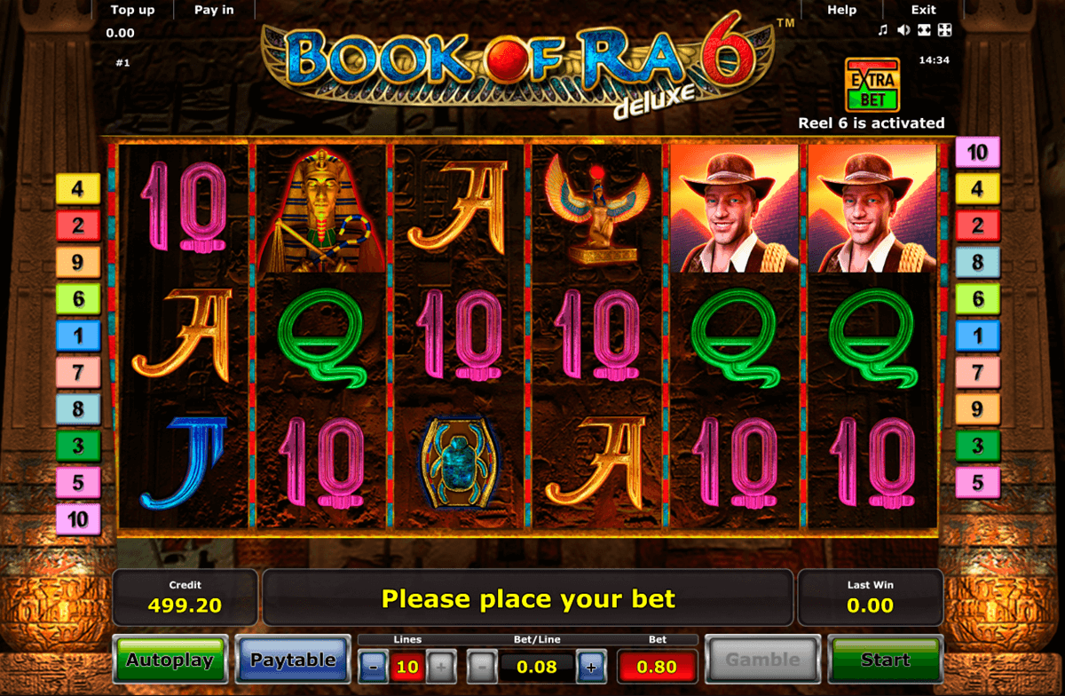book of ra 6 novomatic casino slot spel