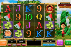 bounty of the beanstalk playtech casino slot spel