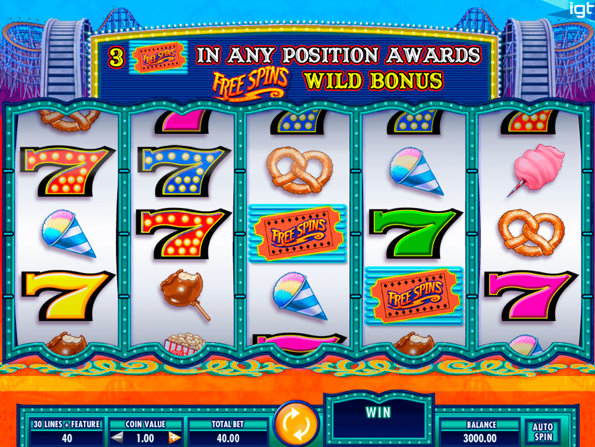 cash coaster igt casino slot spel