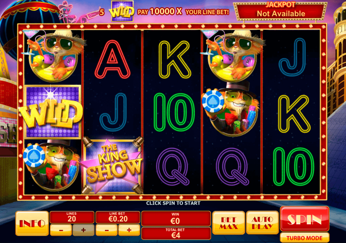 cat in vegas playtech casino slot spel