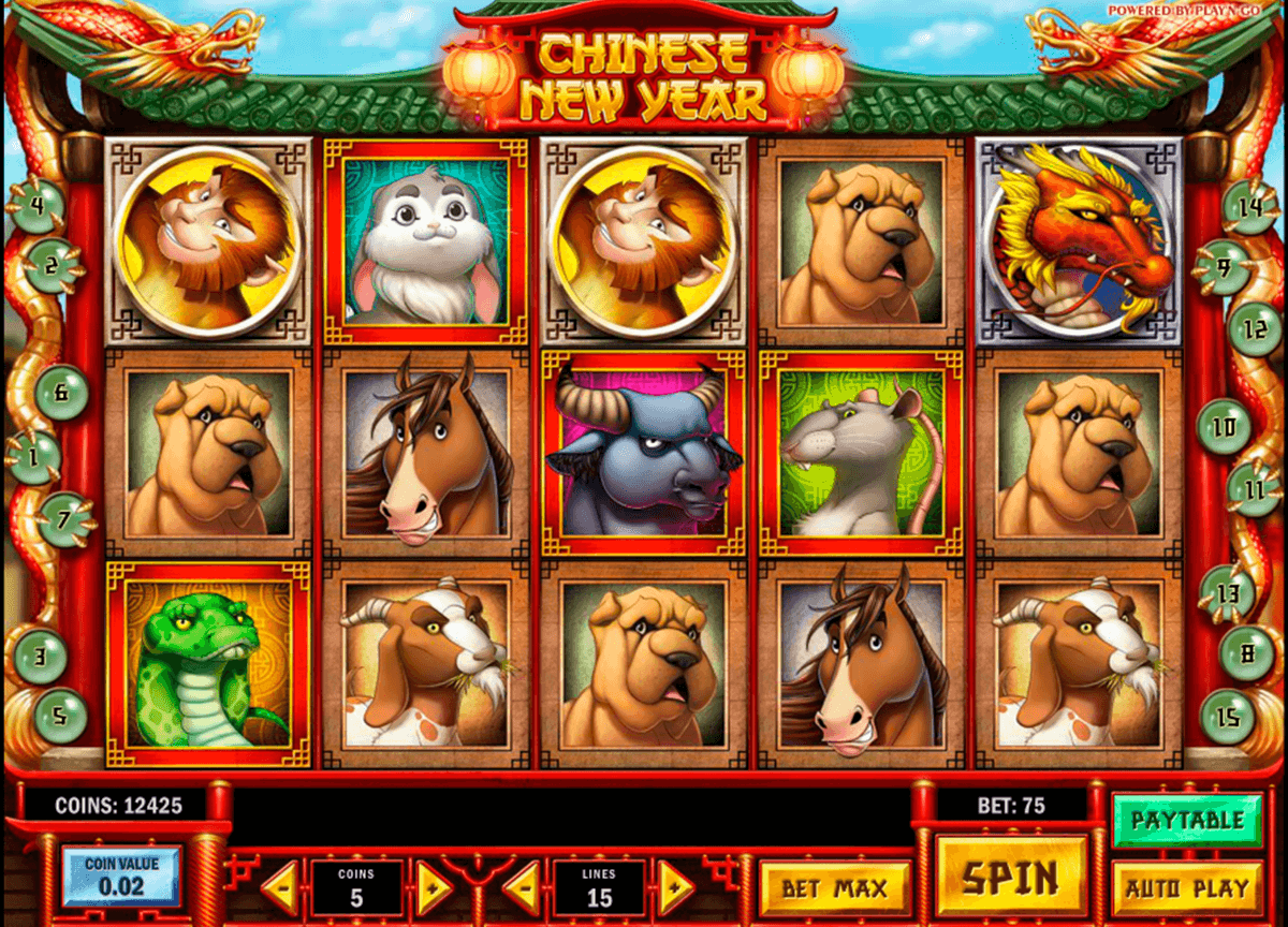 chinese new year playn go casino slot spel