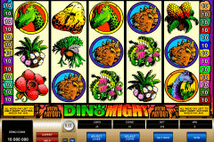 dino might microgaming casino slot spel