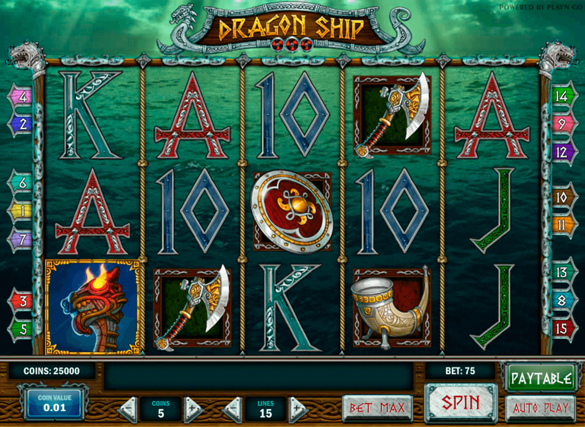 dragon ship playn go casino slot spel