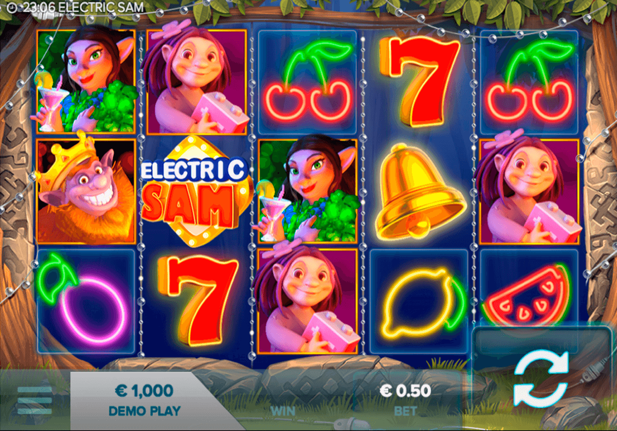 electric sam elk casino slot spel