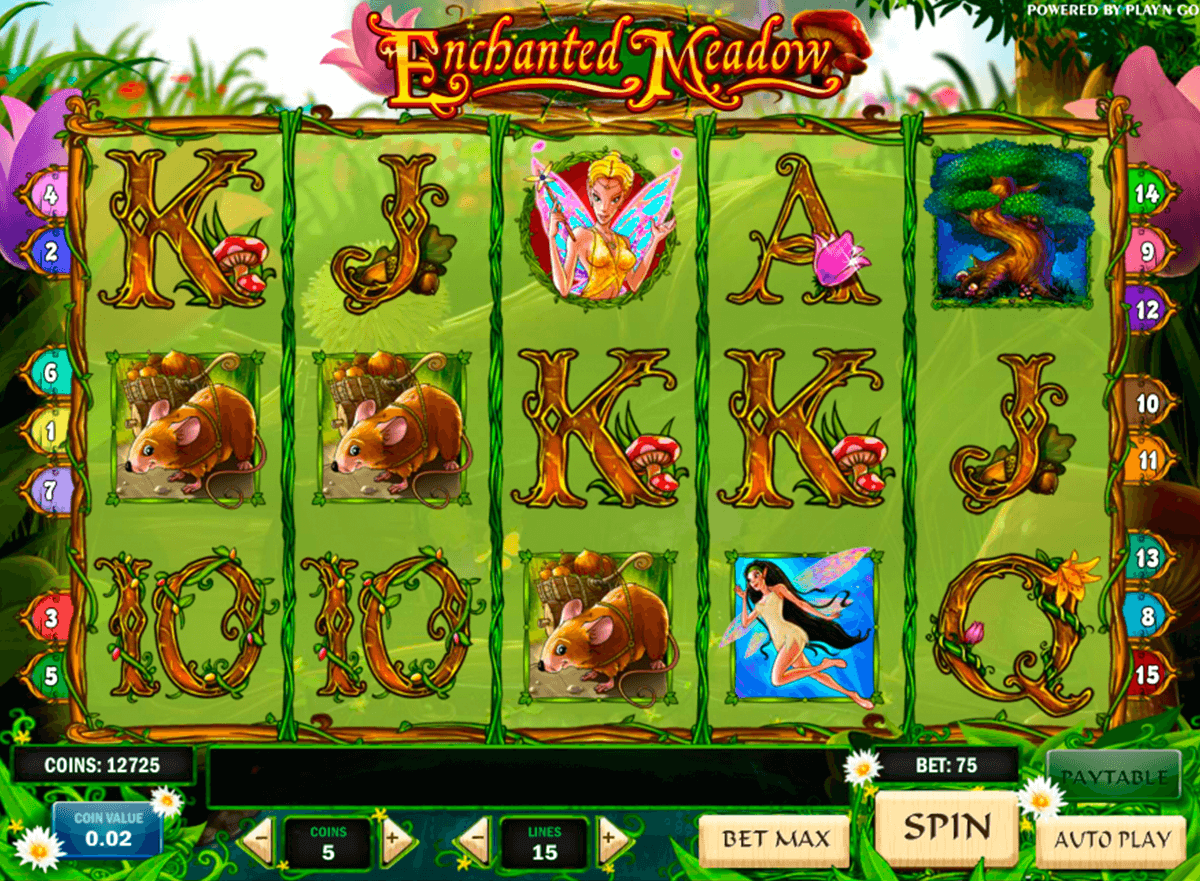 enchanted meadow playn go casino slot spel