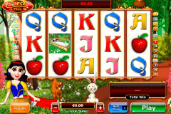 fairest of them all playtech casino slot spel