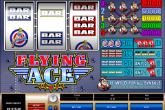 flying ace microgaming casino slot spel