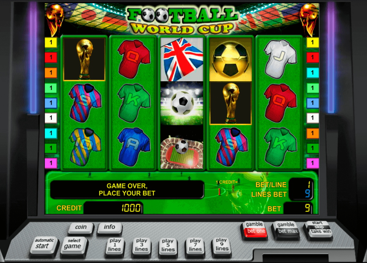 football world cup novomatic casino slot spel
