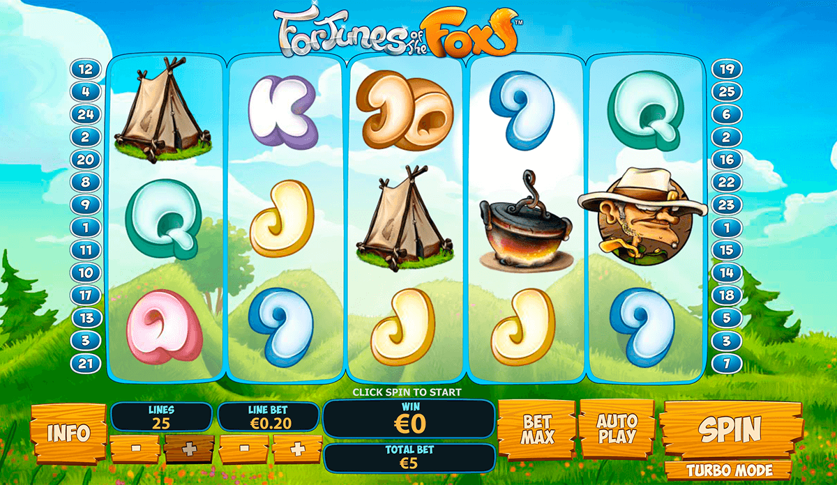 foxy fortunes playtech casino slot spel
