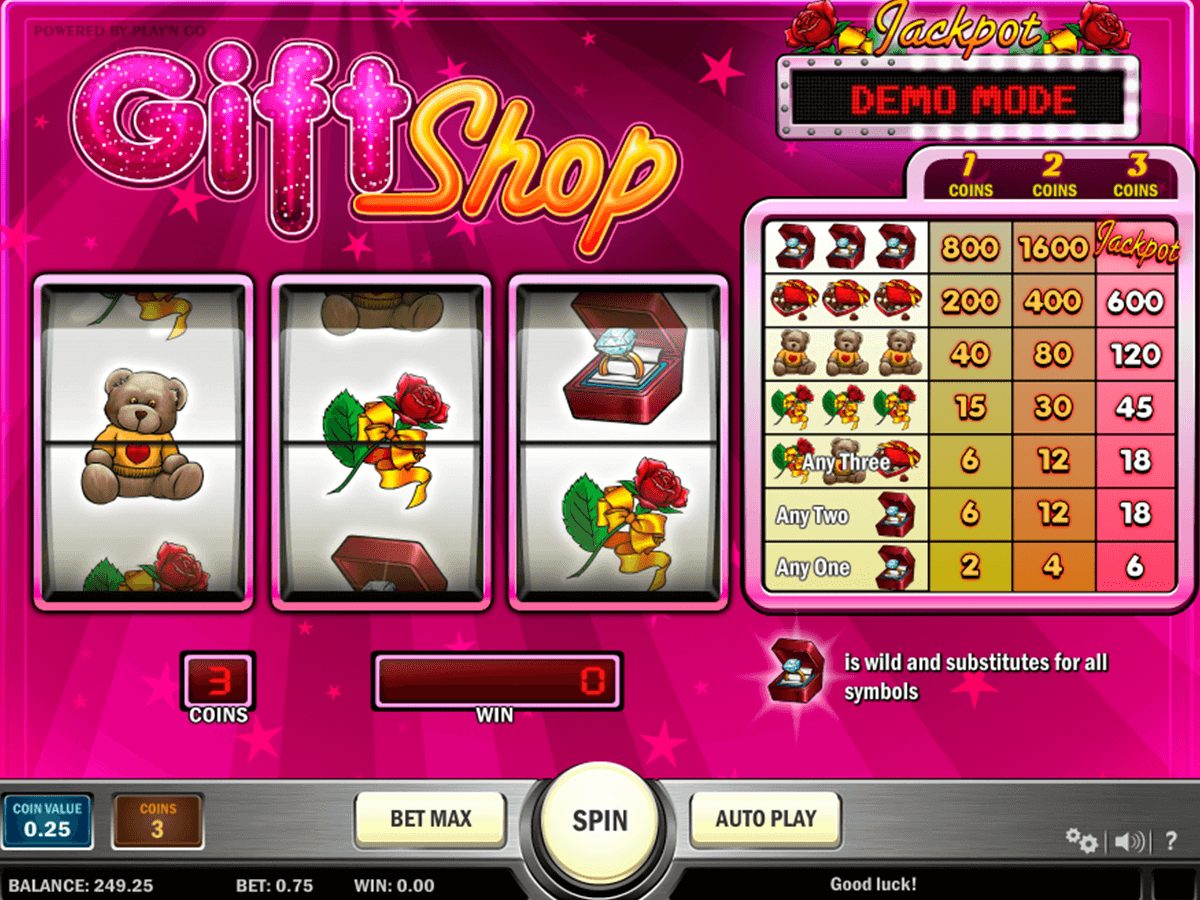 gift shop playn go casino slot spel