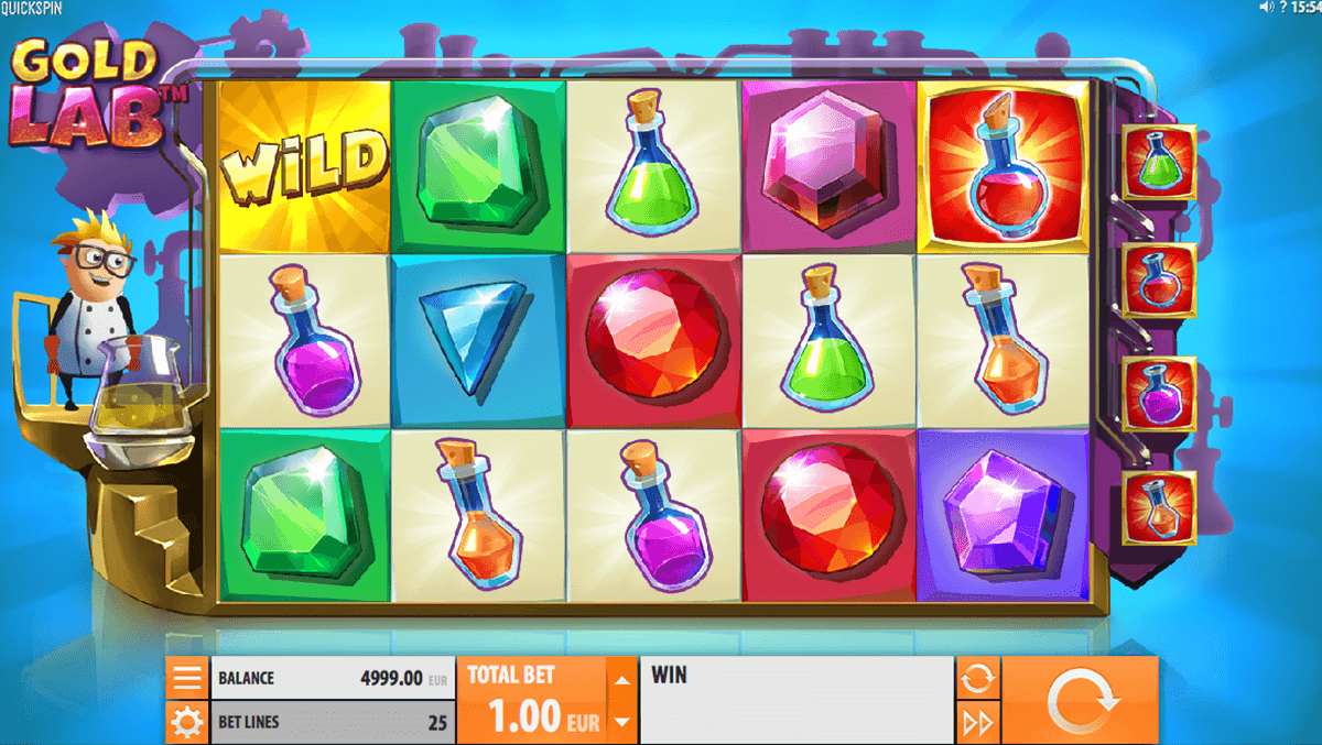 gold lab quickspin casino slot spel