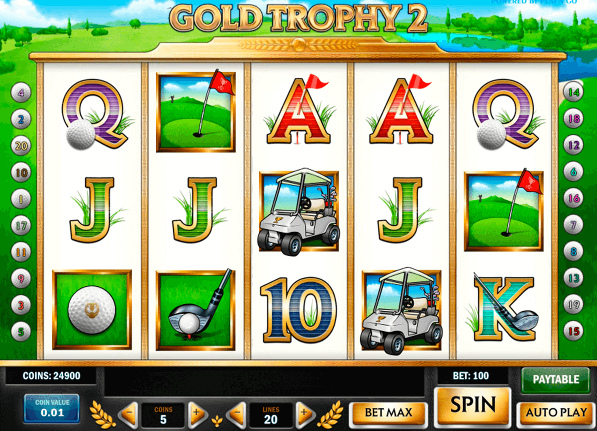 gold trophy 2 playn go casino slot spel