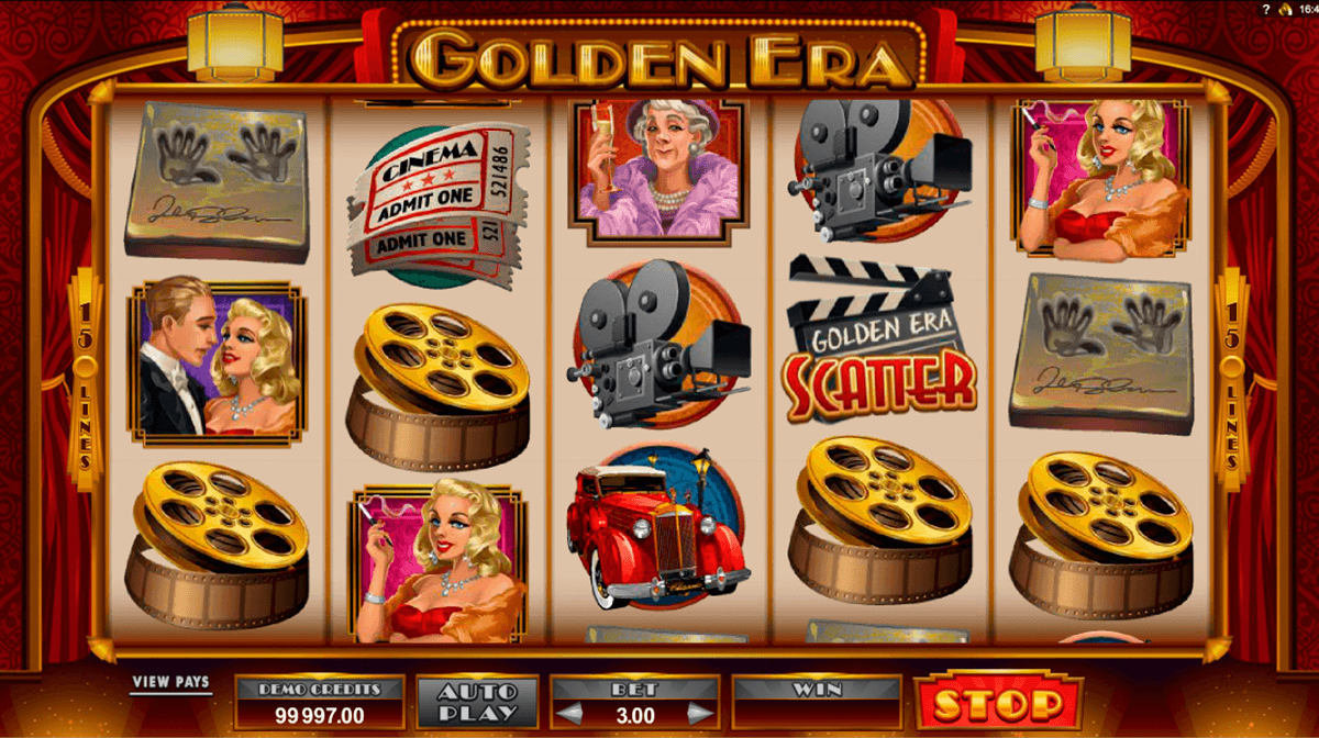 golden era microgaming casino slot spel