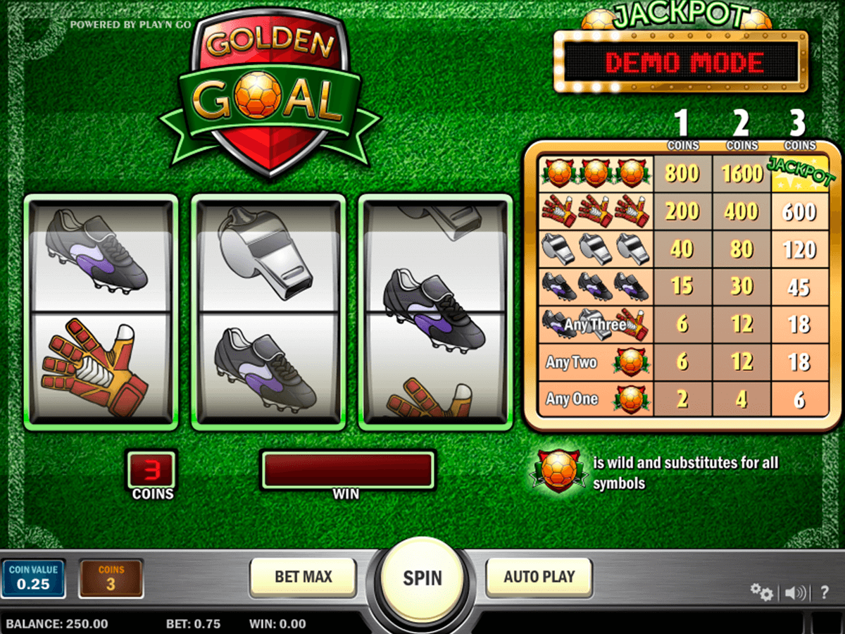 golden goal playn go casino slot spel