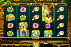 golden jungle igt casino slot spel