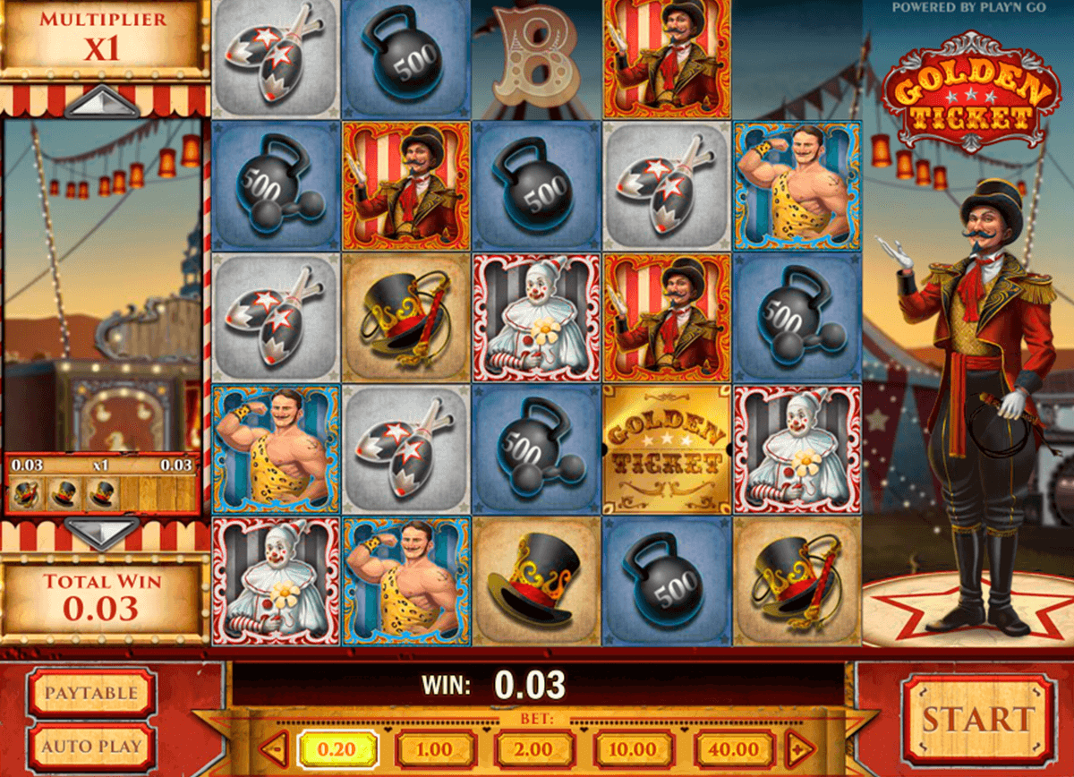 golden ticket playn go casino slot spel