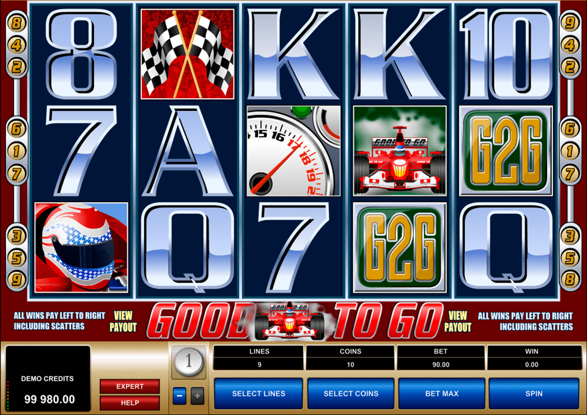 good to go microgaming casino slot spel