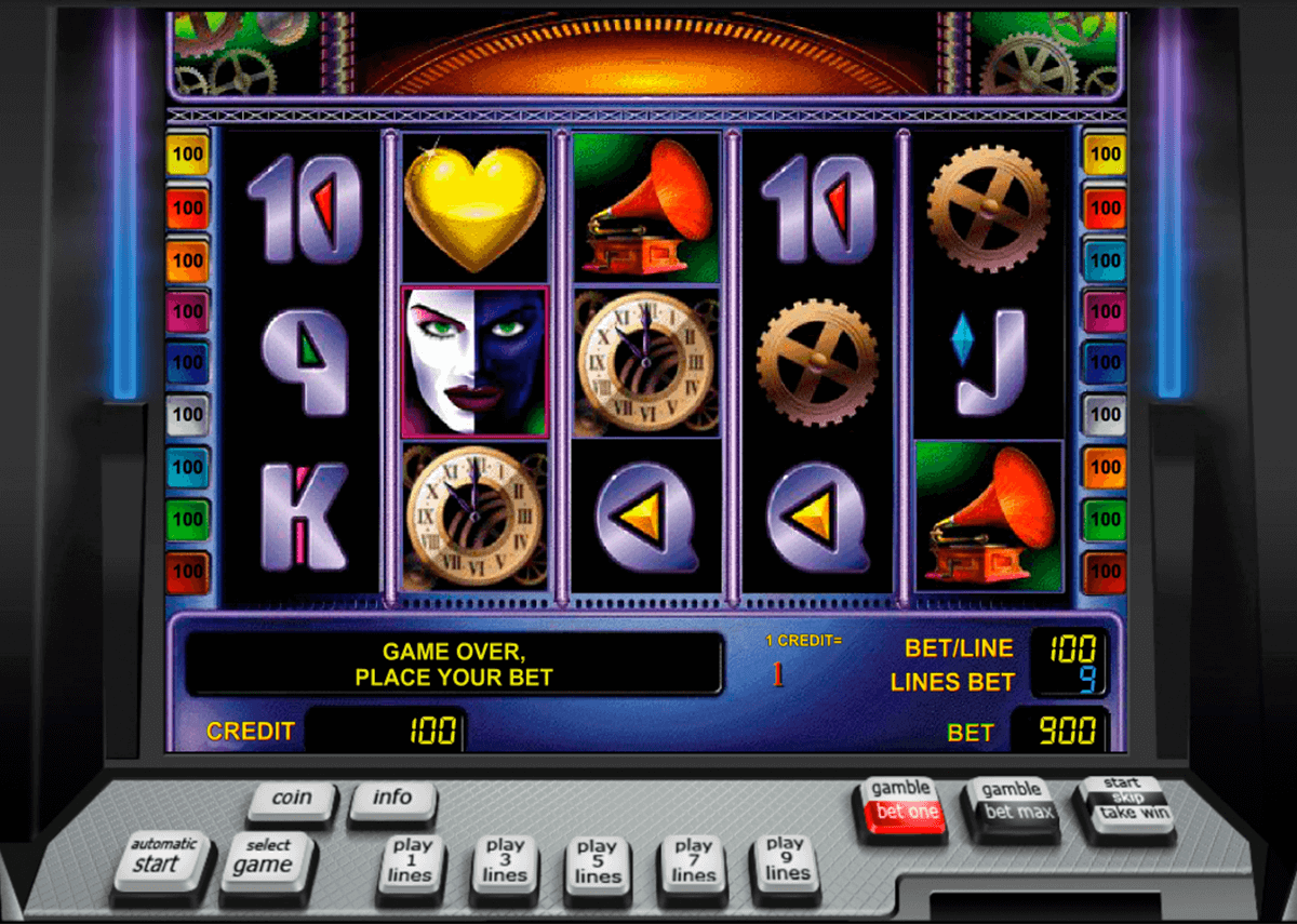 heart of gold novomatic casino slot spel