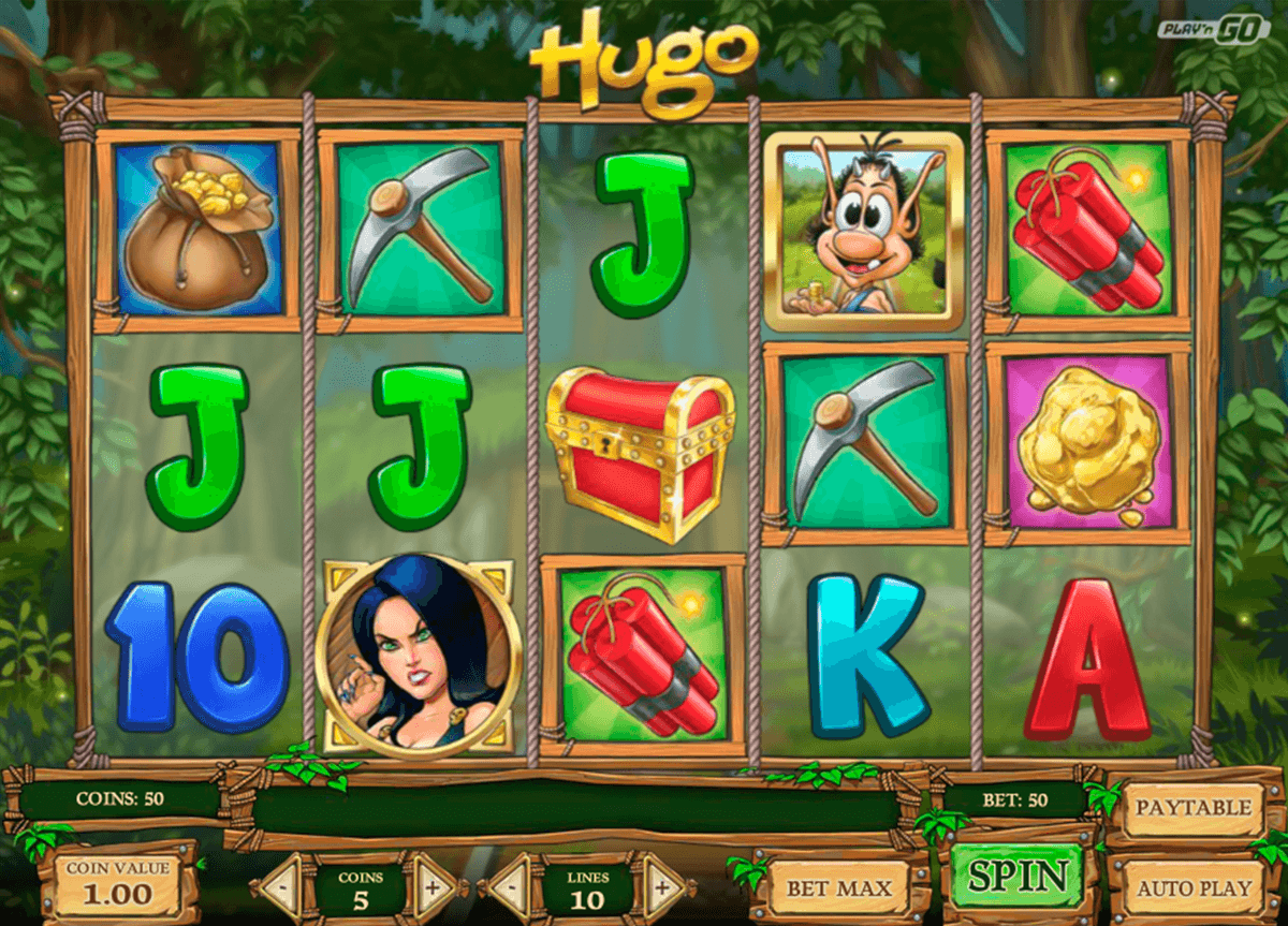 hugo playn go casino slot spel