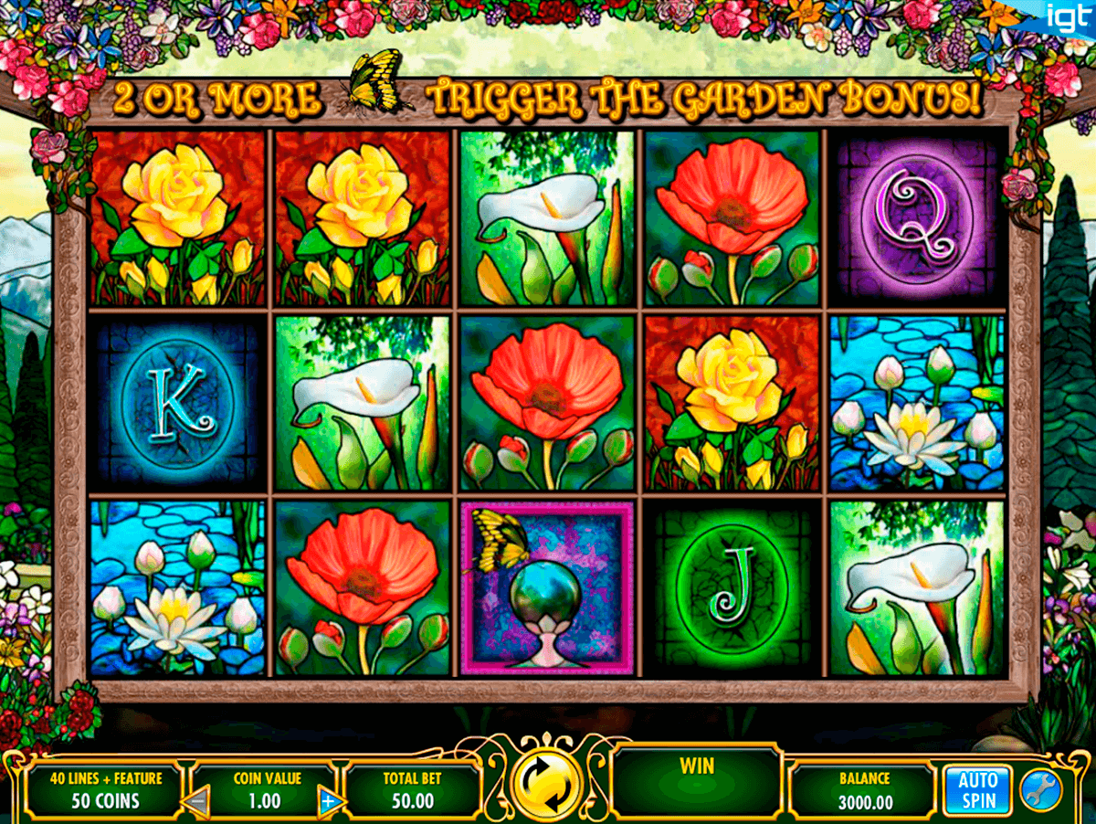 in bloom igt casino slot spel