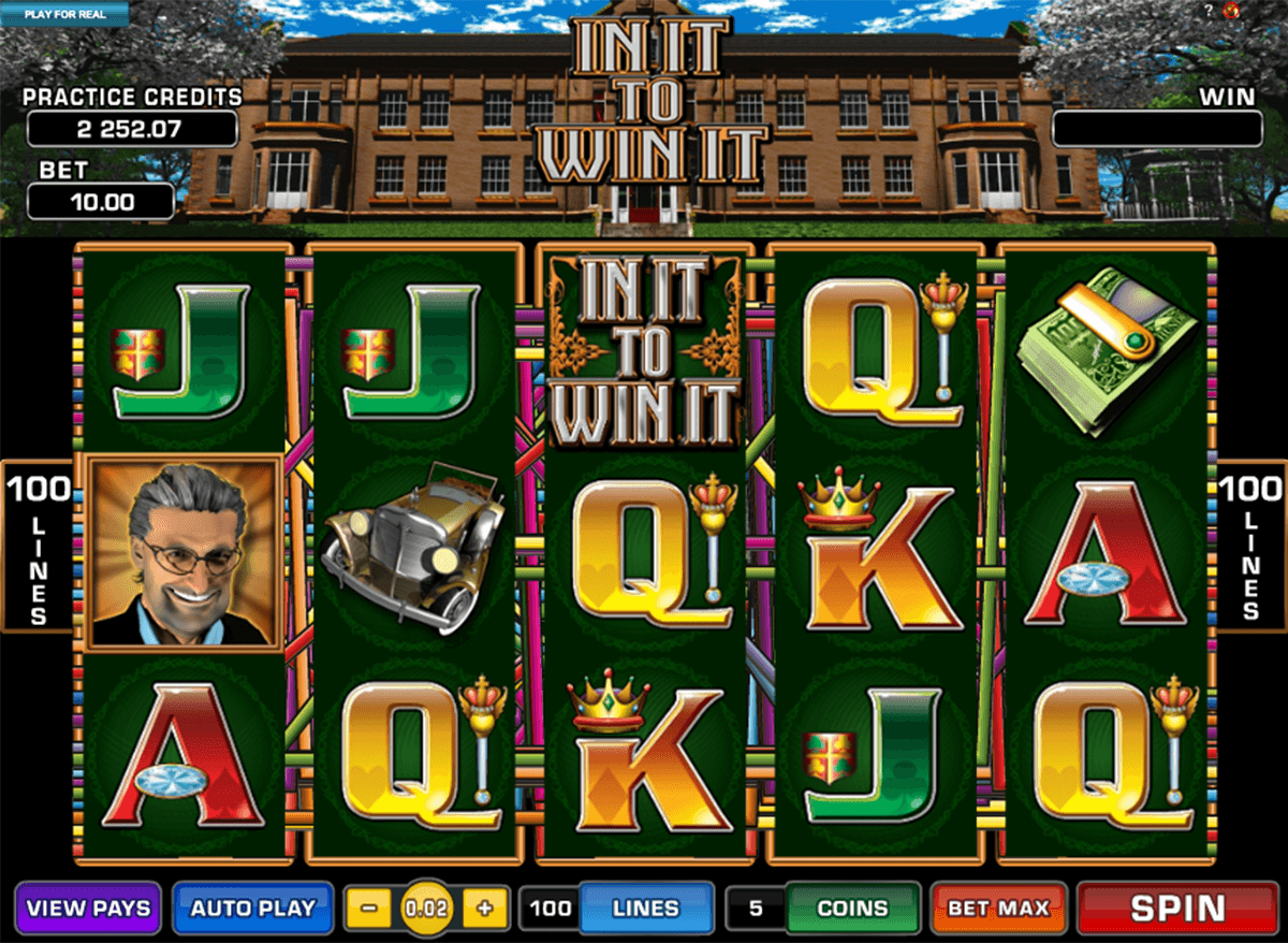 in it to win it microgaming casino slot spel