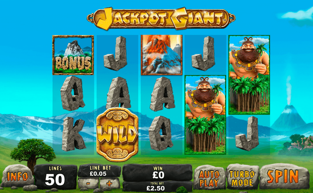 jackpot giant playtech casino slot spel