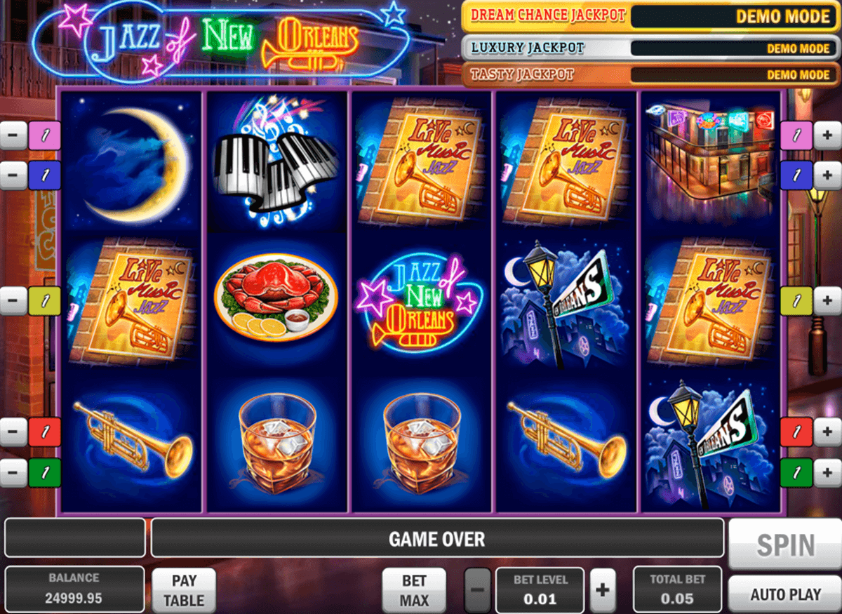 jazz of new orleans playn go casino slot spel
