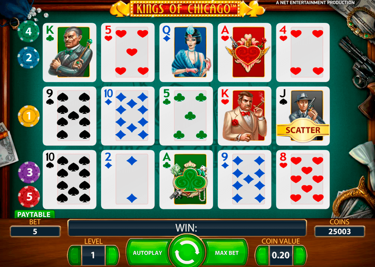 kings of chicago netent casino slot spel