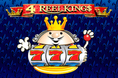 logo 4 reel kings novomatic spelauatomat