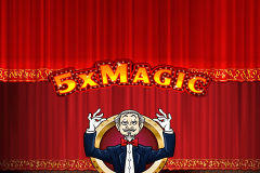 logo 5x magic playn go spelauatomat