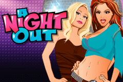 logo a night out playtech spelauatomat