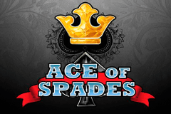 logo ace of spades playn go spelauatomat