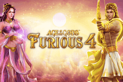 logo age of the gods furious 4 playtech spelauatomat