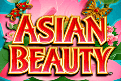 logo asian beauty microgaming spelauatomat
