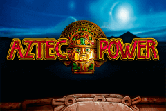 logo aztec power novomatic spelauatomat