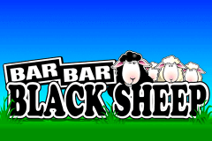 logo barbarblack sheep microgaming spelauatomat