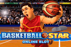 logo basketball star microgaming spelauatomat
