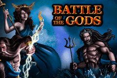 logo battle of the gods playtech spelauatomat