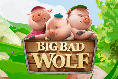 logo big bad wolf quickspin spelauatomat
