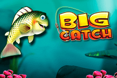 logo big catch novomatic spelauatomat