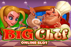 logo big chef microgaming spelauatomat