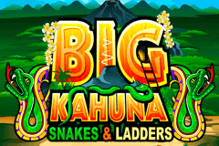 logo big kahuna snakes and ladders microgaming spelauatomat