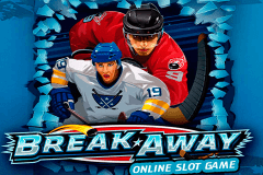 logo break away microgaming spelauatomat
