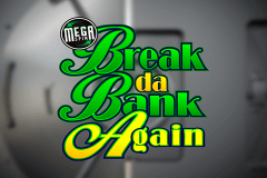 logo break da bank again megaspin microgaming spelauatomat