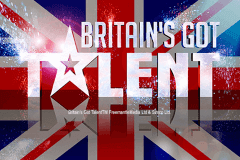logo britains got talent playtech spelauatomat